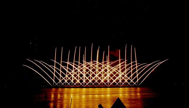 Mãn nhãn đêm khai mạc Lễ hội pháo hoa quốc tế Đà Nẵng 2017 ảnh 16
