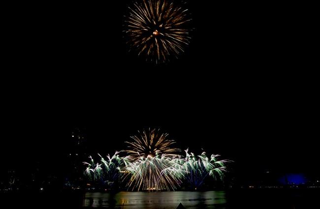 Mãn nhãn đêm khai mạc Lễ hội pháo hoa quốc tế Đà Nẵng 2017 ảnh 15