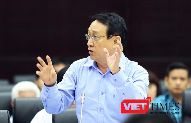 Đà Nẵng, Bán đảo Sơn Trà, Chủ tịch Hiệp hội Du lịch, tâm thư, gửi Thủ tướng, Voọc chà vá chân nâu