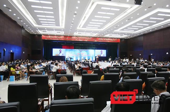 Đà Nẵng, Bí thư Thành ủy, đối thoại, Nguyễn Xuân Anh, doanh nghiệp, niềm tin, VietTimes