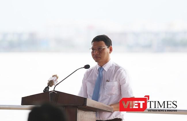 Phó Chủ tịch UBND TP Đà Nẵng Hồ Kỳ Minh tại sự kiện