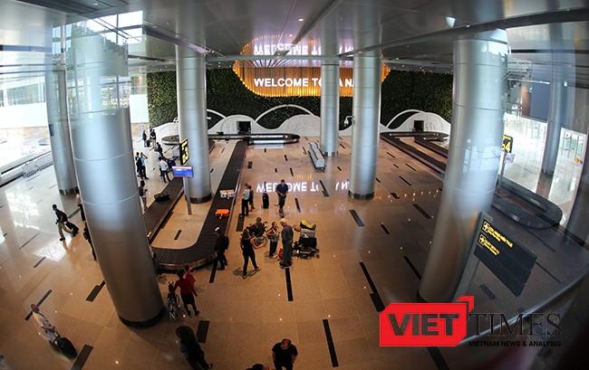 Ngắm Nhà ga quốc tế sân bay Đà Nẵng 3.500 tỷ sắp khánh thành ảnh 32