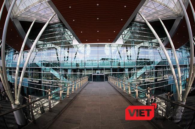 Ngắm Nhà ga quốc tế sân bay Đà Nẵng 3.500 tỷ sắp khánh thành ảnh 33