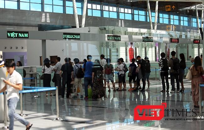 Ngắm Nhà ga quốc tế sân bay Đà Nẵng 3.500 tỷ sắp khánh thành ảnh 35