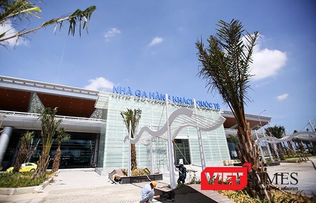 Ngắm Nhà ga quốc tế sân bay Đà Nẵng 3.500 tỷ sắp khánh thành ảnh 37