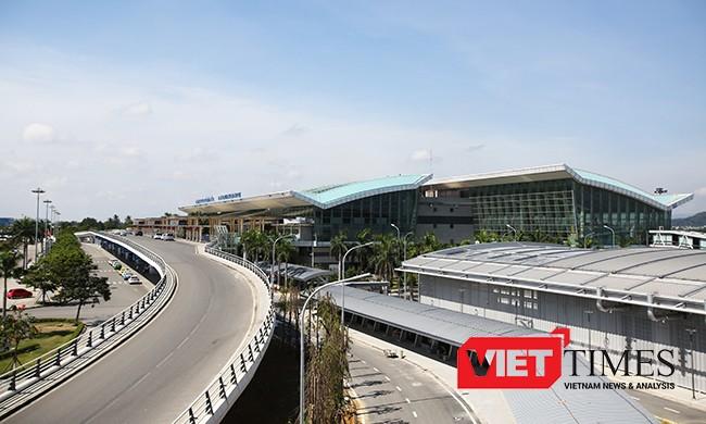 Ngắm Nhà ga quốc tế sân bay Đà Nẵng 3.500 tỷ sắp khánh thành ảnh 38