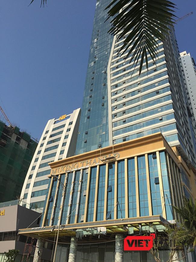 VietTimes, Dự án, Tổ hợp khách sạn Mường Thanh, căn hộ cao cấp Sơn Trà, Đà Nẵng, xây dựng trái phép 104 căn hộ, giao dịch bán, chưa đủ điều kiện, phát luật, công an, điều tra