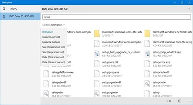 "Trải nghiệm File Explorer ""bí mật"" trên Windows 10 Creators ảnh 6"