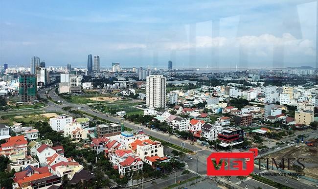 VietTimes, thị trường, đất nền, Đà Nẵng, BĐS, bất động sản, lên cơn, đột quỵ, môi giới, pháo hoa quốc tế, APEC