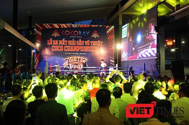 VietTimes, giải đấu võ tự do, MMA, lớn nhất Việt Nam, Coco Championship, Johnny Trí Nguyễn, Tổ hợp Du lịch & Giải trí Cocobay, Đà Nẵng