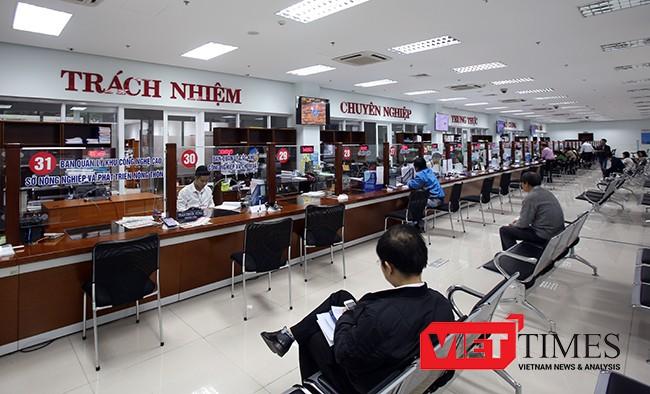 VietTimes, Đà Nẵng, đứng đầu bảng xếp hạng, PAR INDEX 2016, cải cách hành chính
