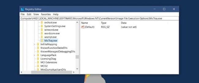 Cách vô hiệu hóa phần mềm theo dõi trên laptop HP ảnh 2