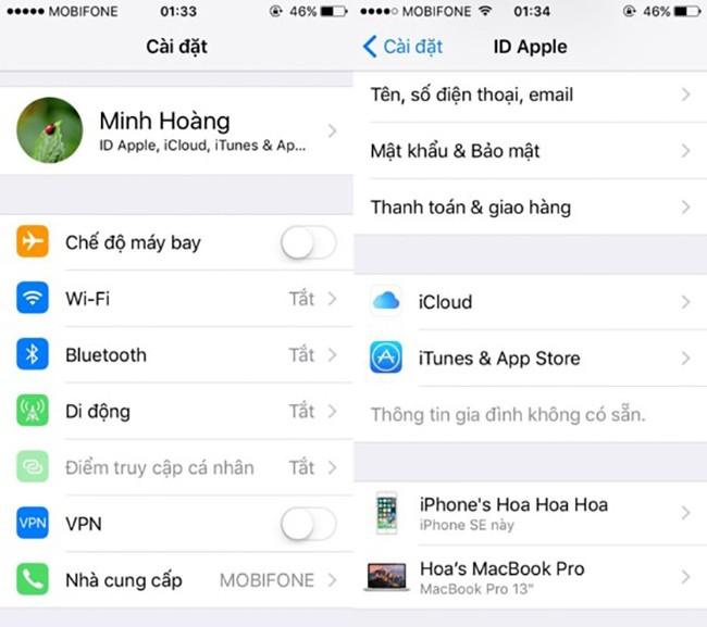 Cập nhật iOS 10.3.3 Beta 2 để tăng tốc iPhone ảnh 3