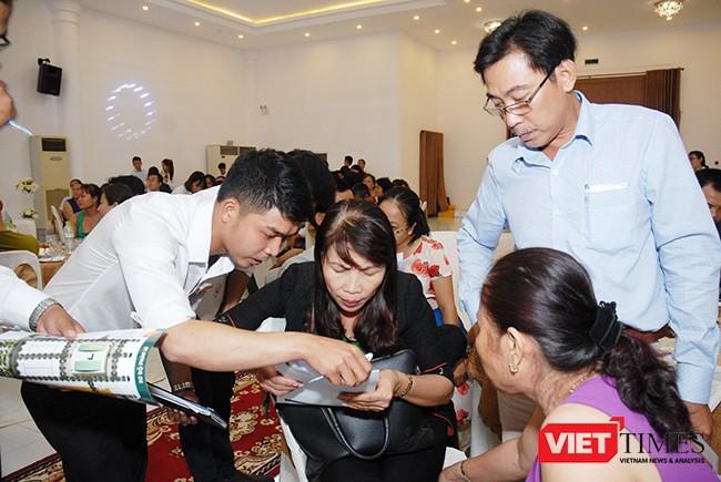 VietTimes, thị trường đất nền, Bất động sản, nam Đà Nẵng, bắc Quảng Nam, mở bán, sôi động, dự án bình dân, sức mua hấp dẫn.