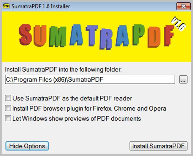sumatrapdfreader.org