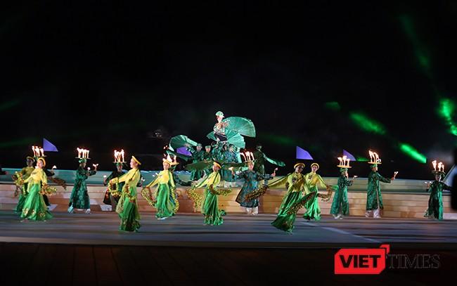 Quảng Nam khai mạc Festival Di sản lần VI-2017 ảnh 12