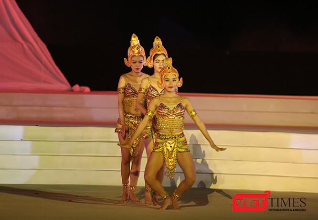 Quảng Nam khai mạc Festival Di sản lần VI-2017 ảnh 14
