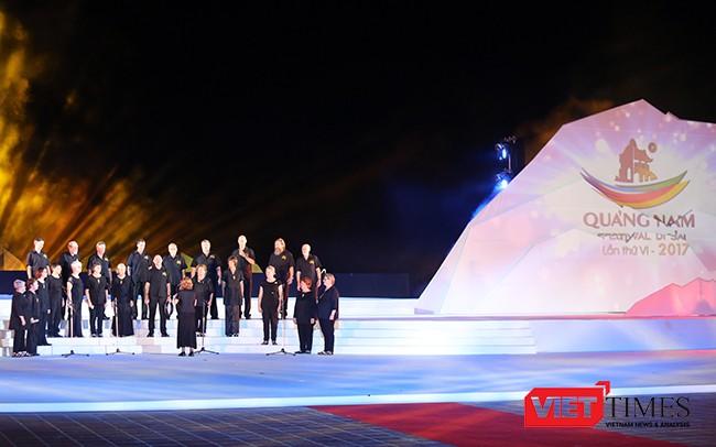 Quảng Nam khai mạc Festival Di sản lần VI-2017 ảnh 9