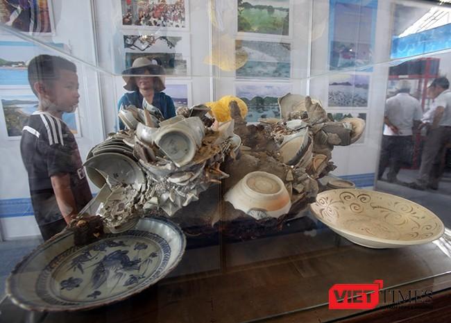 Festival Quảng Nam 2017: Trưng bày triển lãm di sản văn hóa biển, đảo Việt Nam ảnh 6