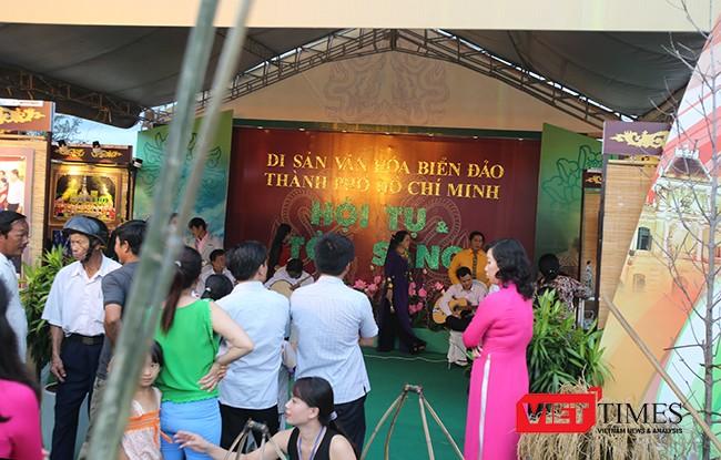 Festival Quảng Nam 2017: Trưng bày triển lãm di sản văn hóa biển, đảo Việt Nam ảnh 8
