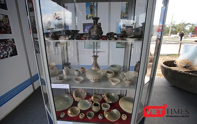 Festival Quảng Nam 2017: Trưng bày triển lãm di sản văn hóa biển, đảo Việt Nam ảnh 9