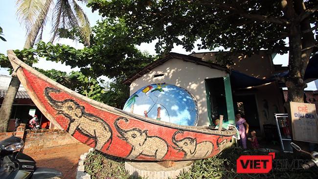 """Ngắm """"con đường thuyền thúng"""" độc đáo ở Quảng Nam ảnh 34"""