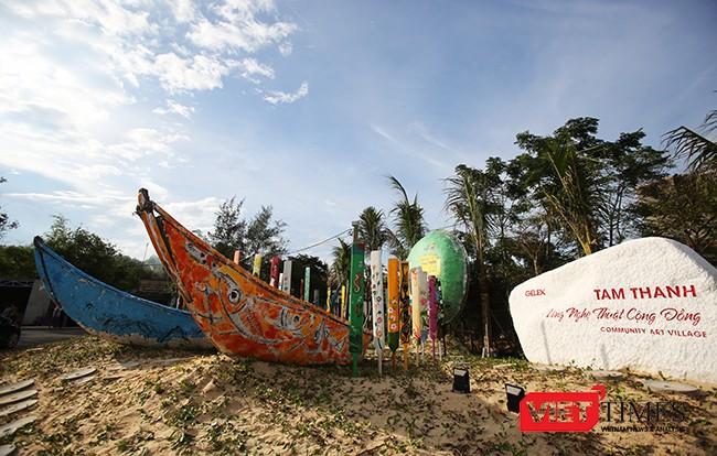 """Ngắm """"con đường thuyền thúng"""" độc đáo ở Quảng Nam ảnh 2"""