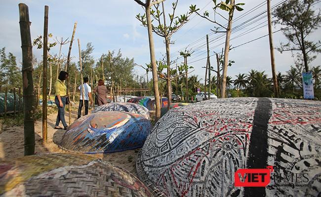 """Ngắm """"con đường thuyền thúng"""" độc đáo ở Quảng Nam ảnh 19"""