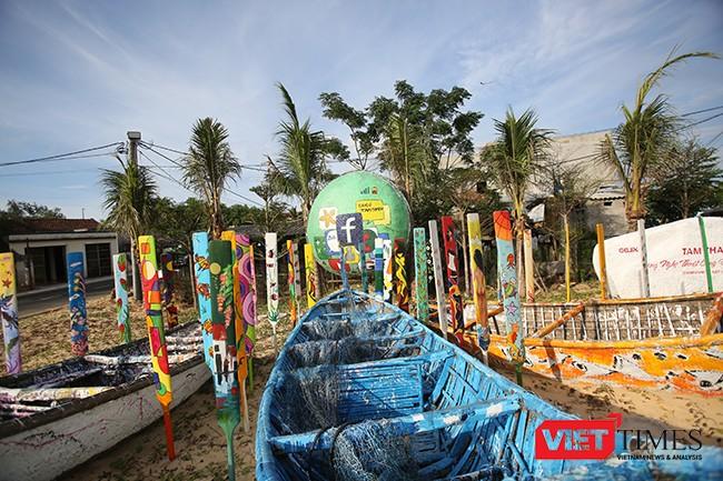 """Ngắm """"con đường thuyền thúng"""" độc đáo ở Quảng Nam ảnh 3"""