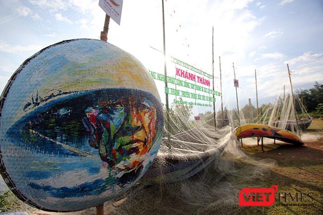 """Ngắm """"con đường thuyền thúng"""" độc đáo ở Quảng Nam ảnh 5"""