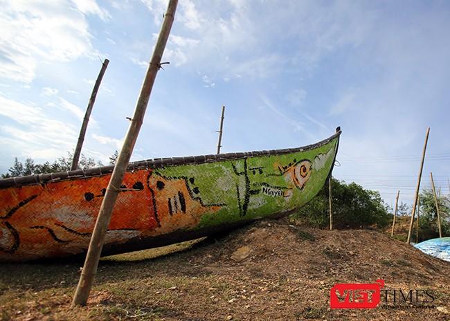 """Ngắm """"con đường thuyền thúng"""" độc đáo ở Quảng Nam ảnh 8"""