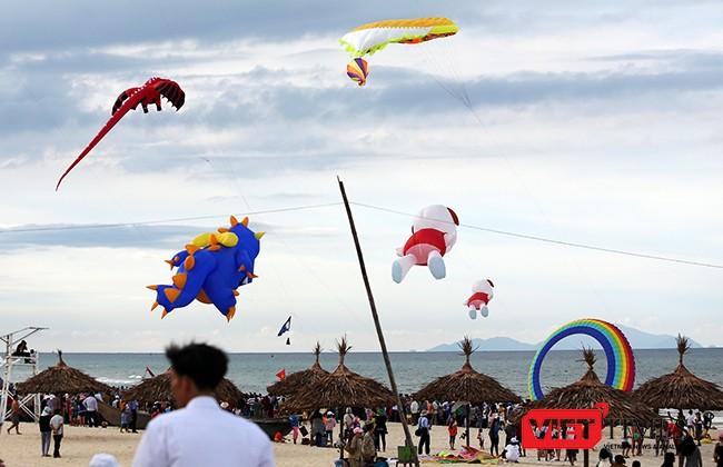 Ảnh: Ngắm những cánh diều tại Festival Diều quốc tế Quảng Nam năm 2017 ảnh 15