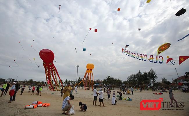Ảnh: Ngắm những cánh diều tại Festival Diều quốc tế Quảng Nam năm 2017 ảnh 3