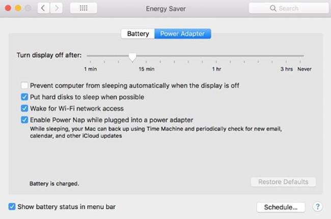 Cần làm gì khi không thể sạc pin cho laptop? ảnh 2
