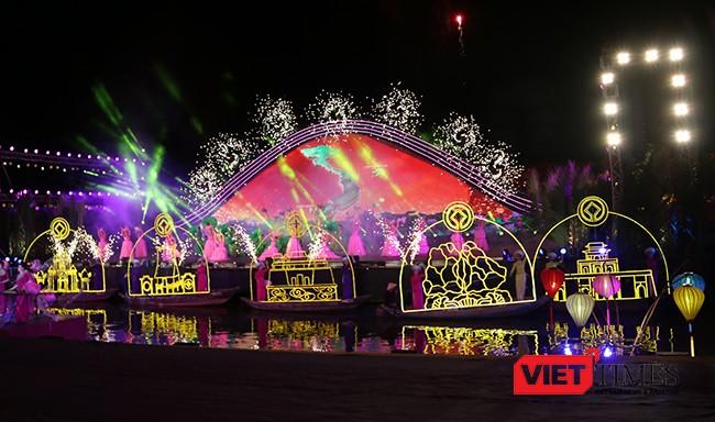 Đêm bế mạc Festival Di sản Quảng Nam lần VI chính thức khép lại sau 1 tuần hoạt động với nhiều sự kiện mang đậm văn hóa Quảng Nam