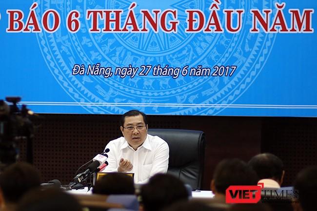 VietTimes, Sai phạm, Mường Thanh, Đà Nẵng, Sơn Trà, hợp thức hóa, phạt cho tồn tại, Chủ tịch Đà Nẵng, Huỳnh Đức Thơ