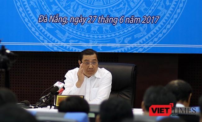 Theo ông Huỳnh Đức Thơ, Chủ tịch UBND TP Đà Nẵng , TP Đà Nẵng sẽ đối thoại và đàm phán phương án đền bù thỏa đáng cho các nhà đầu tư tại đây