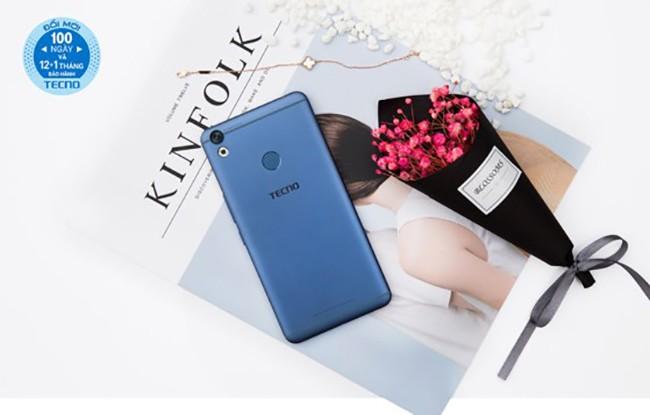 Camon CX phiên bản màu Elegant Blue của TECNO Mobile