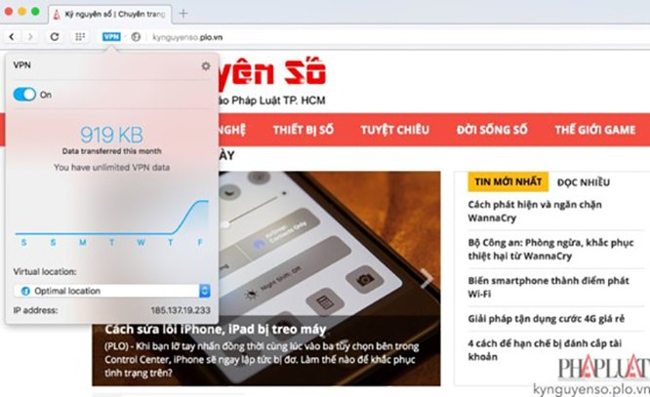 3 ứng dụng không thể thiếu khi kết nối Wi-Fi ảnh 2
