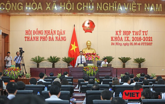 Đà Nẵng sẽ miễn nhiệm một Phó Chủ tịch thành phố ảnh 1