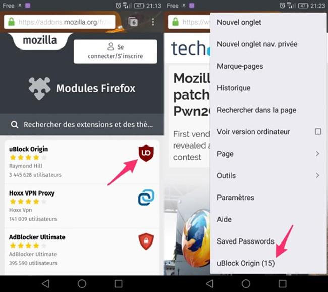 4 cách chặn pop-up quảng cáo trên smartphone ảnh 2