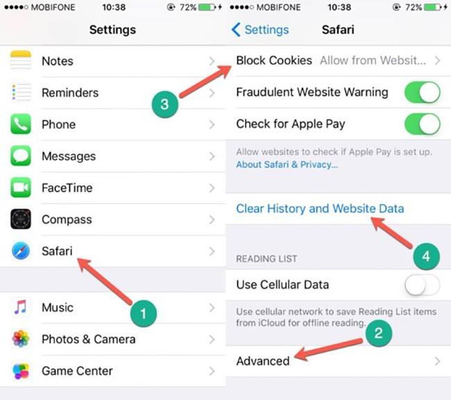 4 cách chặn pop-up quảng cáo trên smartphone ảnh 5