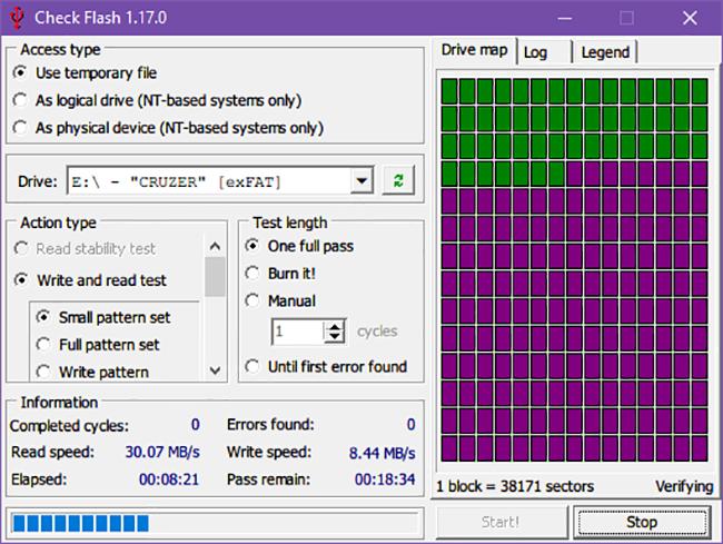 5 ứng dụng giúp kiểm tra tốc độ của USB ảnh 3
