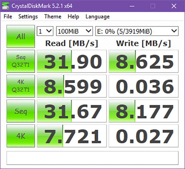 5 ứng dụng giúp kiểm tra tốc độ của USB ảnh 4