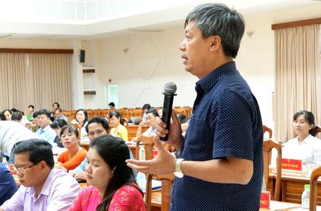 ông Hồ Quang Bửu, Chủ tịch UBND huyện Nam Trà My cho rằng, Nam Trà My là địa phương miền núi của tỉnh Quảng Nam đang có tiềm năng để xây dựng các nhà máy thuỷ điện nhỏ và cụ thể là 4 nhà máy để thúc đẩy phát triển kinh tế của huyện này.