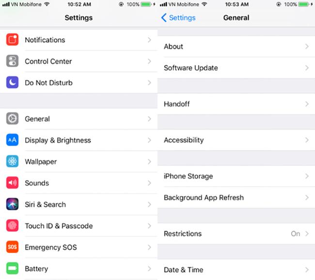 Cập nhật ngay iOS 10.3.3 để bảo mật iPhone ảnh 1