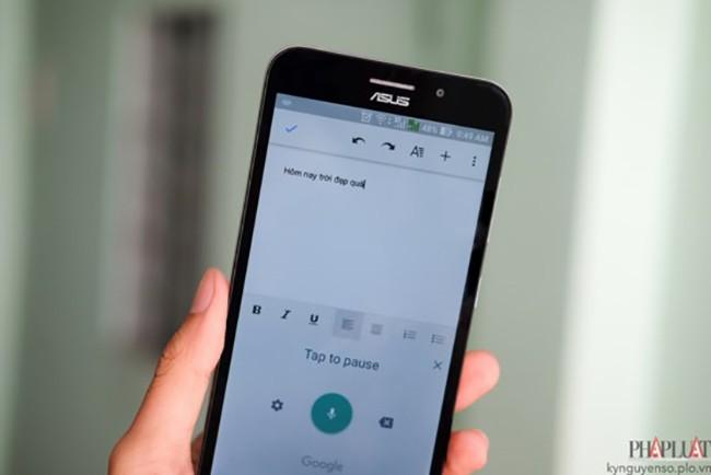 4 ứng dụng giúp biến giọng nói thành văn bản ảnh 1