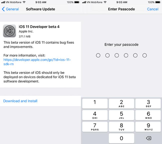 20 tính năng mới trên iOS 11 Beta 4 ảnh 1