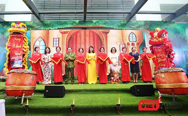 Sáng 29/7, Phòng Giáo dục quận Sơn Trà (Đà Nẵng) và Ban giám hiệu Trường mầm non chất lượng cao ABC đã chính thức đưa trường Trường mầm non chất lượng cao ABC cơ sở 2 vào hoạt động.