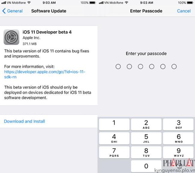 7 cách sửa lỗi không thể gửi tin nhắn trên iPhone ảnh 6